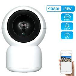 1080P 2MP IP Camera Wifi Smart Security 360 Degree Panoramic