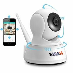 home security ip camera two way audio