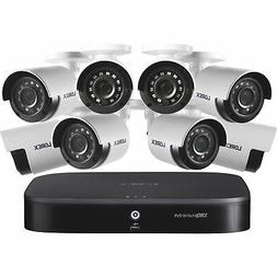 Lorex 1080p DVR Security System with 1 TB Hard Drive - 8 Cha