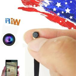 1080P HD Mini Camera Wireless WIFI IP Pinhole Home Security