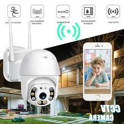 1080P Home Outdoor Camera Two-way Audio Humanoid Auto Tracki