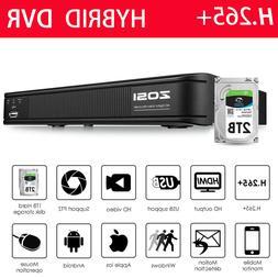 ZOSI 1080P Lite H.265+ 8 Channel Video Surveillance DVR for