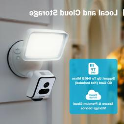 ANNKE 1080P Outdoor Floodlight PIR Home Camera Security Syst