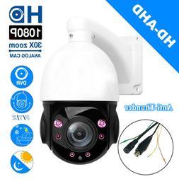 1080p ptz security zoom camera 30x outdoor