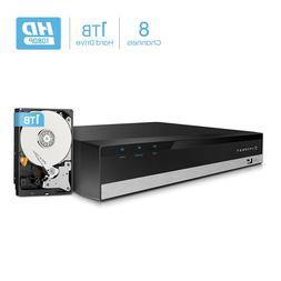 Amcrest 1080P Security DVR Digital Recorder Security Camera