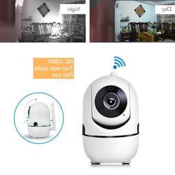 1080P WiFi Security Camera Wireless IP Camera with Cloud Sto
