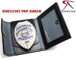 1129 LEATHER POLICE I.D./BADGE HOLDER