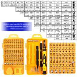 115 in 1 Magnetic Precision Screwdriver Set PC Phone Electro