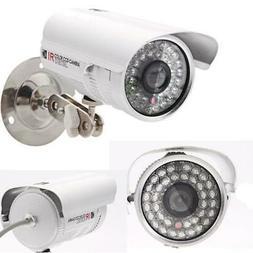 1200TVL HD Color Waterproof Outdoor CCTV Security Camera IR-