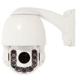 1200TVL HD SONY CMOS 30x Zoom PTZ Dome Home CCTV Security Ca