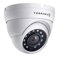 Amcrest 1080P 1280 TVL Dome Weatherproof IP66 Camera with 20
