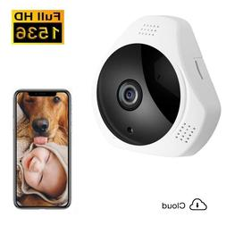 1536P 3MP HD Wireless IP Camera,360° Outdoor Indoor Dome na