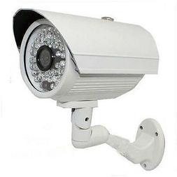 1800TVL Sony CMOS 48IR LEDs Weatherproof Surveillance Securi