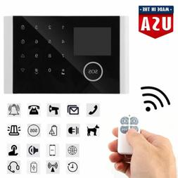 "2.4"" TFT 433MHz Wireless GSM+WIFI Smart doorbell Home Securi"