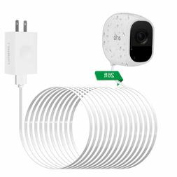 26ft/8M Power Cable Adapter for Arlo Pro & Pro 2 & Arlo Go &