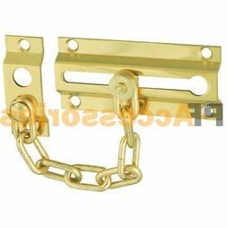 """4.5"""" inch Door Bolt Chain Guard Door Lock Home Safety Securi"""