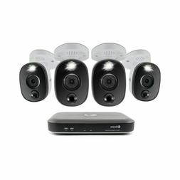 Swann SWDVK855804 4-Camera 8-Channel 4K UHD 2TB Security Sys