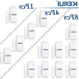 433MHz KERUI D025 Wireless Door/Window Sensor Lot For Home S