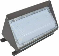 45W LED Wall Pack Commercial Industrial Light Outdoor Securi