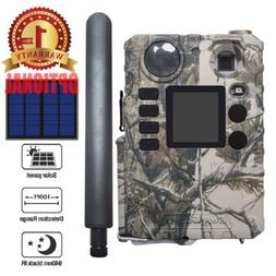 4G/LTE Cellular Hunting Game & Trail Camera Security Spy Cam