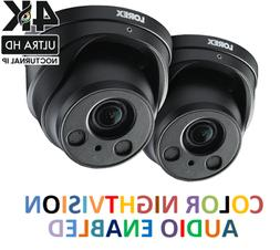 LOREX 4K Nocturnal Motorized Zoom Lens Security Camera with