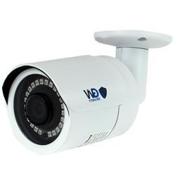 5MP HD 1920p PoE IP Weatherproof Outdoor Indoor Security Bul