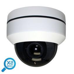 GW 5MP 1920P Pan Tilt Zoom HD IP PoE 5X Optical Zoom Securit
