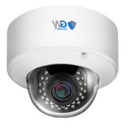 GW 5MP Super HD 1920P IP PoE Camera 2.8-12mm Varifocal Zoom
