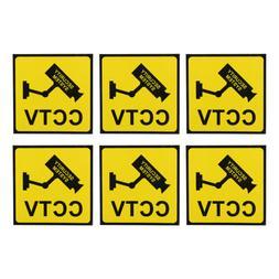 ANNKE 6x Alarm Surveillance Security Camera CCTV Sticker War
