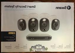 Swann 8-Channel 4K Ultra HD  2TB HDD DVR Security System - 4