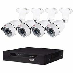 8CH Full HD 1080P Security Camera System, Surveillance Video