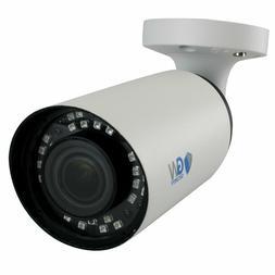 GW 8MP 2160p UltraHD 4K IP 2.8-12mm Varifocal Zoom Bullet IP
