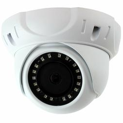 GW 8MP Ultra HD 4K  Wide Angle IP PoE IP Dome PoE Security C