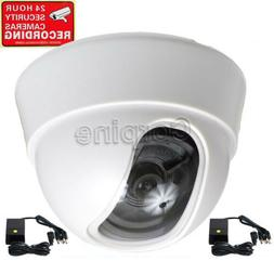 8x Dome Security Cameras w/ SONY EFFIO CCD Wide Angle CCTV H