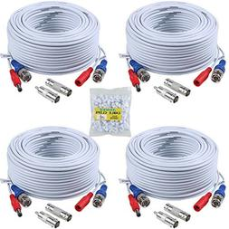 ANNKE  30M/ 100ft All-in-One BNC Video Power Cables, BNC Ext