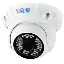 GW Security 5MP HD 1920P Network PoE Dome Weatherproof IP Se