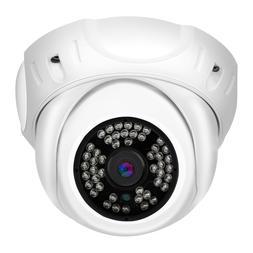 GW Security HD 5MP 1920P PoE Onvif Dome Weatherproof IP Secu