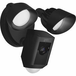 Ring 8SF1P7-BEN0 HD Wi-Fi Security Camera + LED Flood Light,