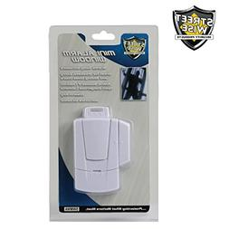 Streetwise Security Products Mini Window Alarm