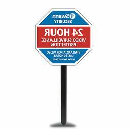 Swann SW276-YSS Security Yard Stake Warning Sign