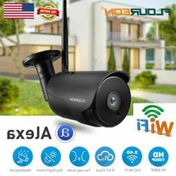 YI IOT 1080P HD WiFi Outdoor Home Security Camera IR Night w