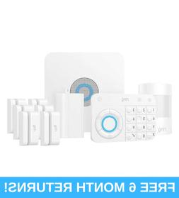 RING ALARM HOME SECURITY SYSTEM 24/7 PROFESSIONAL MONITORING