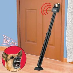 "Alarm Security Bar Non Skid 29"" to 43"" Door Adjustable Barki"