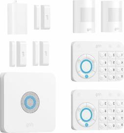 Ring - Alarm Starter Home Security Kit - White