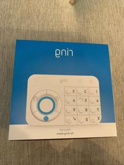 Ring Alarm Wireless Keypad White Brand New 4AK1S7-0EN0
