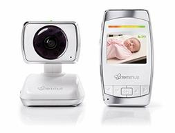"""Summer Infant Baby Secure 2.5"""" Pan/Scan/Zoom Video Baby Moni"""