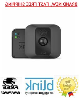 BLINK XT Battery Powered Home Security 1 Camera System HD Vi