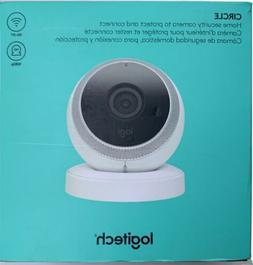 *Brand New* Logitech Circle Wireless 1080p Video Security Ho
