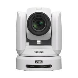 """Sony BRC-X1000/WPW 4K PTZ Camera with 1"""" CMOS Sensor and PoE"""
