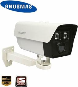Bullet Camera Samsung 2Megapixel 1080P Full HD Home Security